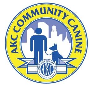 AKC Community Canine LOGO